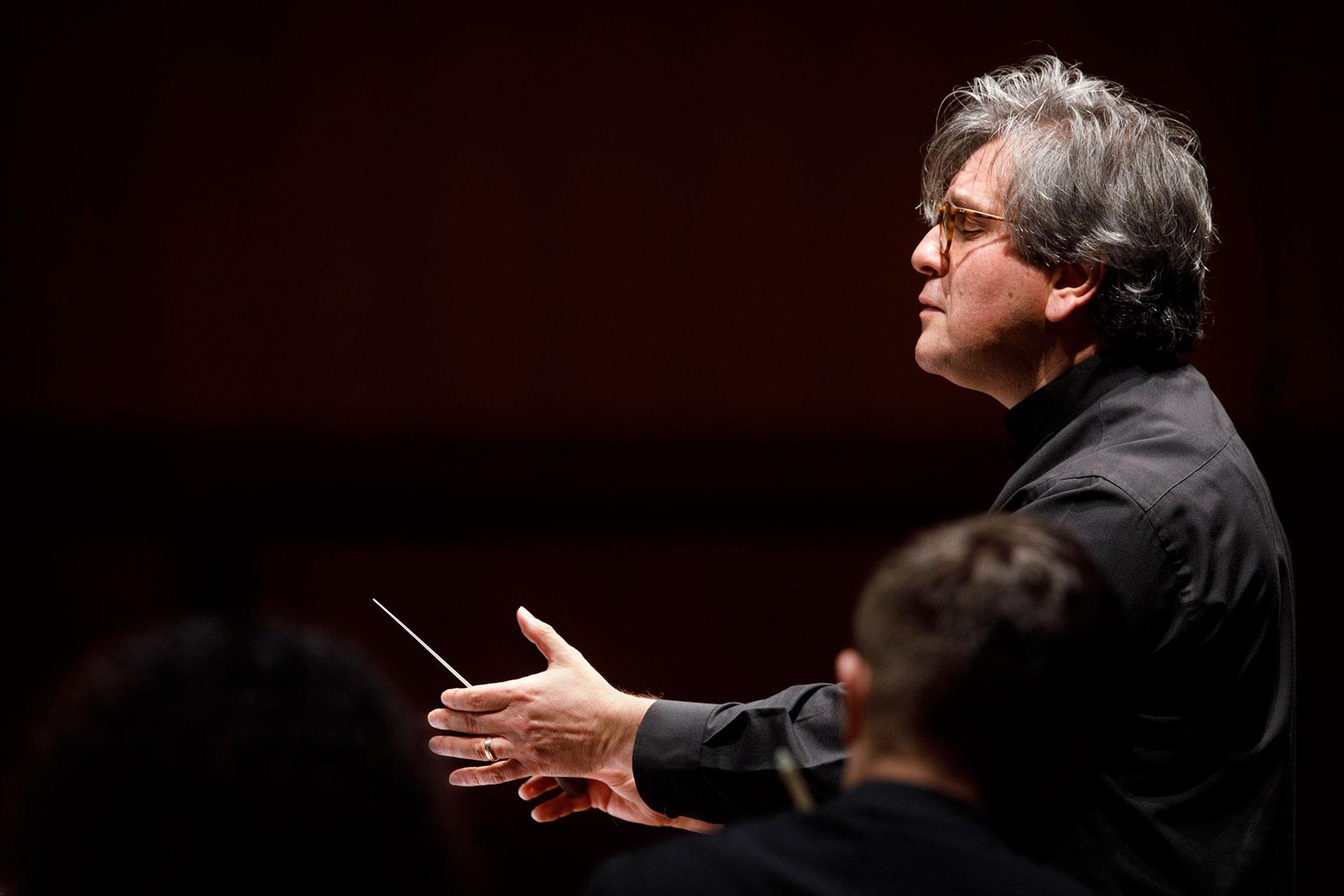 Maestro Antonio Pappano Santa Cecilia