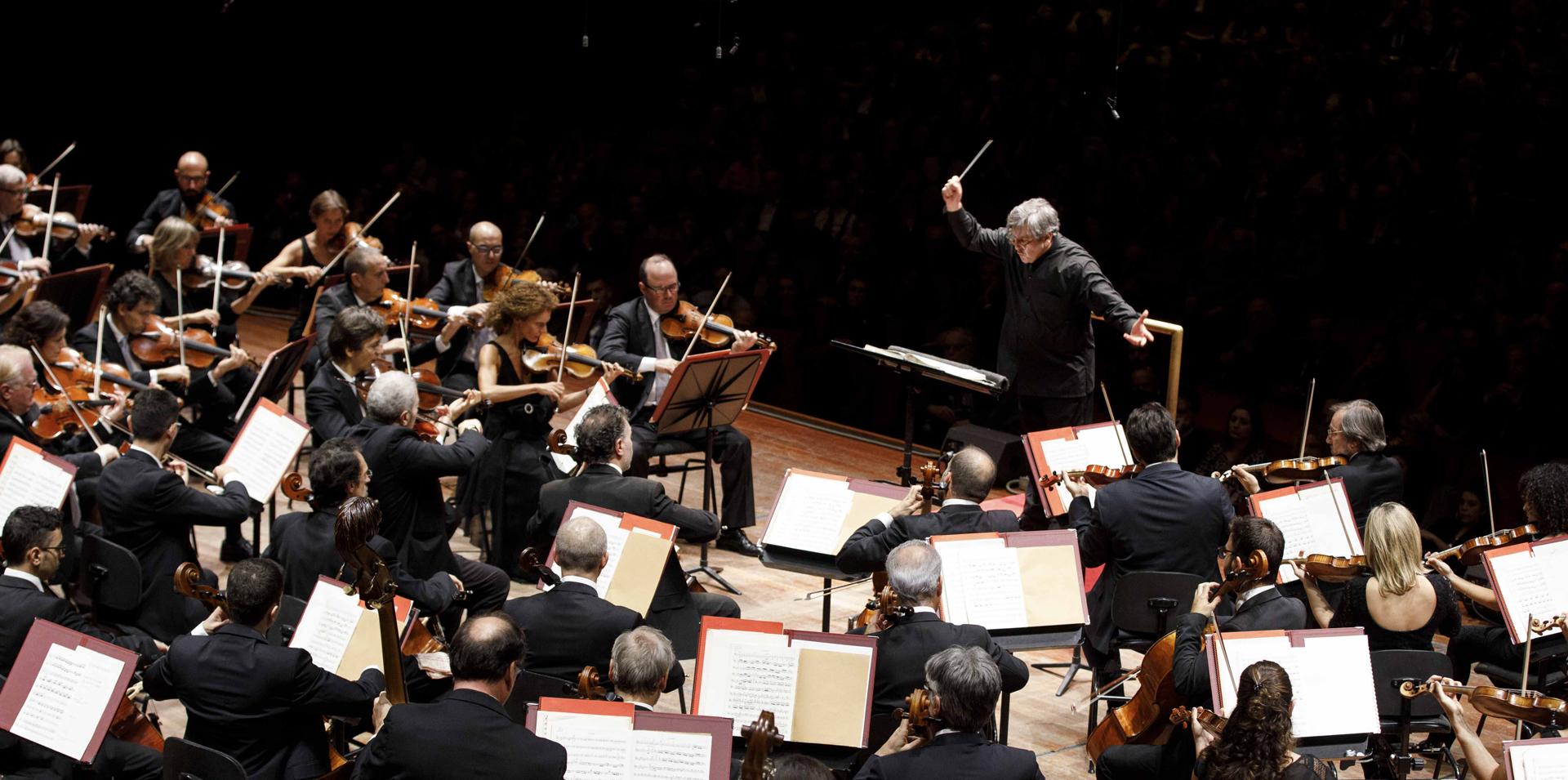 Orchestra Accademia Nazionale Santa Cecilia