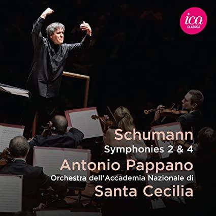 Schumann: Sinfonie n. 2 & 4