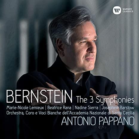 Bernstein: Le Sinfonie