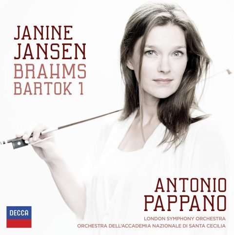 Brahms/Bartók: Concerti per violino