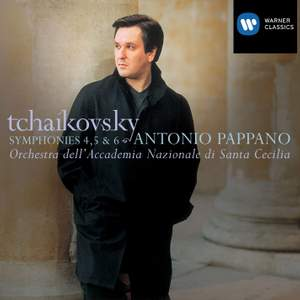Čajkovskij: Sinfonia n. 4, 5 & 6
