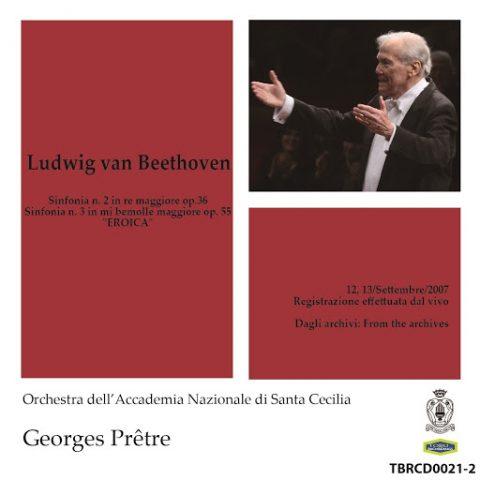 Georges Prêtre dirige Beethoven