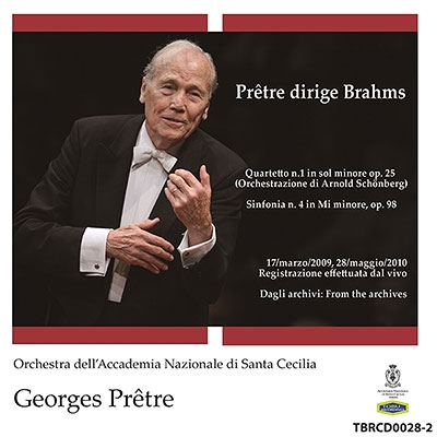 Georges Prêtre dirige Brahms