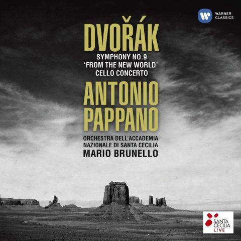 "Dvořák: Sinfonia n. 9 ""Dal Nuovo Mondo"""
